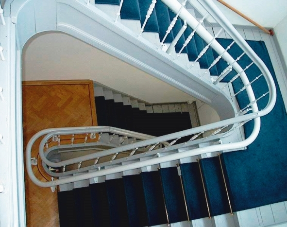 Handicare Freelift Curved Stair Lift