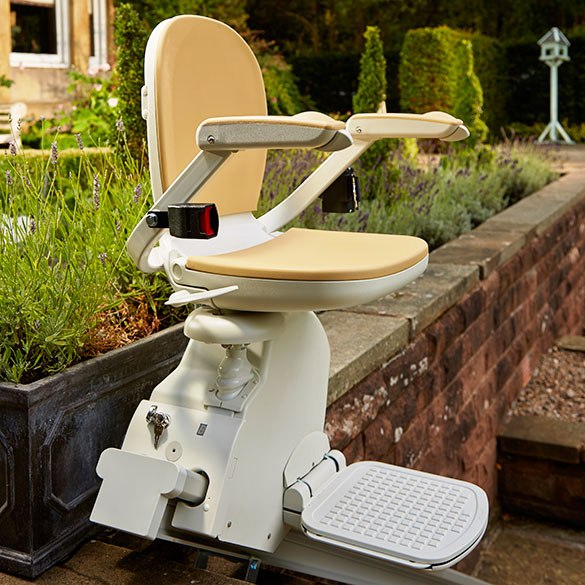 Acorn Outdoor Stair Lift