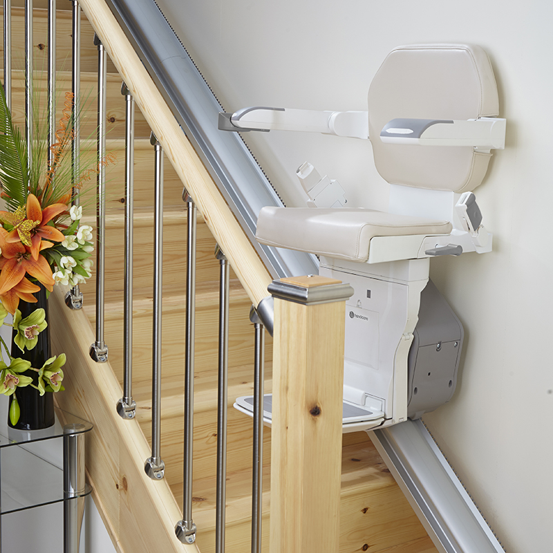 stair lift review handicare xclusive straight stair lift continuous charge